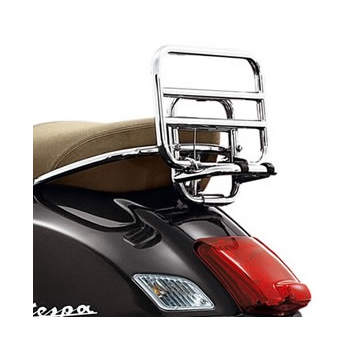 Vespa Chrome Accessories | Scooter Crazy